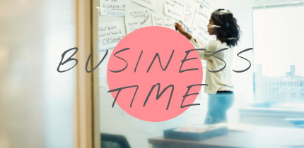 Business time - Stock Images